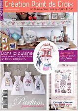 French cross stitch magazine Creation point de croix No.41 Special