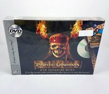 Disney Pirates Of The Caribbean DVD Treasure Hunt Family Board Game 2006 SEALED