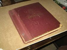 Netherlands+Colonies 1852->1964 Classic Mint+Used Album Collection 1570 Stamps