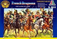 Italeri 1/72 6015 Napoleonic French Dragoons 1815 (Napoleonic Wars)