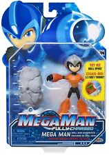 Fully Charged Series 1 Mega Man Deluxe Action Figure [Drill Man Power]