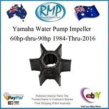 A Brand New Yamaha Water Pump Impeller 60hp-thru-90hp 1984-Thru # R 688-44352-03