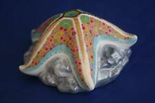 ROYAL CROWN DERBY STARFISH POP PAPERWEIGHT - UNBOXED SECOND POSSIBLE TRIAL PIECE