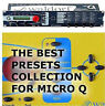 sounds banks for Waldorf Q / MICRO Q presets patches sounds sound downnload
