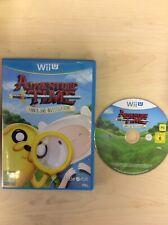 Nintendo Wii aventuras Time Finn & Jake investigaciones