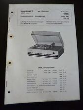 Original Service Manual  Blaupunkt Studio 3091 Studio 3092