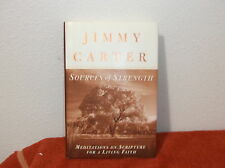 Sources of Strength: Meditations on Scripture for a Living Faith by Jimmy...