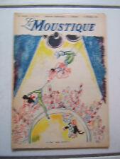 DUPUIS / LE MOUSTIQUE / NUMEROS 1151  /  FEVRIER  1948  /  COUVERTURE  JIJE
