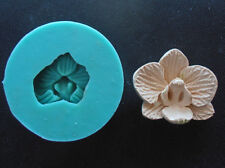 Silicone Mould ORCHID Sugarcraft Cake Decorating Fondant / fimo mold