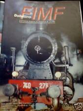 Bollettino FIMF treni 1999 226 Ferrovie Brasiliane