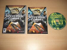UNIVERSAL COMBAT  Pc Cd Rom - FAST POST
