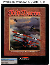 Red Baron + Mission Builder + Red Baron 3D PC Game