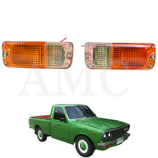 Fit 74-1978 Toyota Hilux Rn20 25 27 Front Bumper Parking Turn Signal Light Lamp