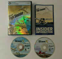 Microsoft Flight Simulator X: Deluxe Edition (PC, 2006) MINT CONDITION