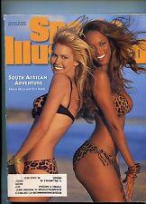 Sports Illustrated January 29, 1996 Valeria Mazza Tyra Banks Swimsuit