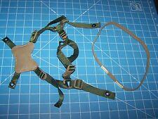 USMC Army Military Chin Strap & Helme Band Coyote Green MICH Retention MSA P38