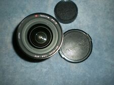 MINT Tokina AT-X 24-40mm F/2.8 For PENTAX K MOUNT PERFECT OPTICS WITH CAPS