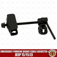 Jeep TJ YJ and ZJ Emergency Parking Brake Cable Adjuster Tensioner Equalizer