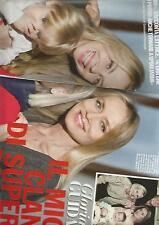 SP71 Clipping-Ritaglio 2013 Gloria Guida Il mio clan di super donne