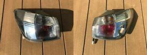 JDM 2005 Toyota Caldina AZT241W AZT246W Taillights Tail Lights Lamps Set OEM