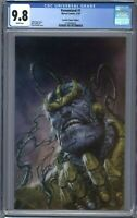 Thanos VENOMIZED #1 CGC 9.8 Lucio Parrillo VIRGIN Variant