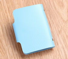 Blue Cute Mini bag Womens Wallet Holder Pocket Business ID Card Credit Bag