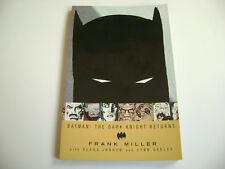 Batman: The Dark Knight Returns by Frank Miller (1997, Paperback, Anniversary)