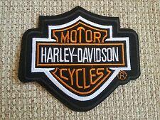 Harley Davidson Shield and Bar Patch
