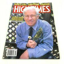 High Times January February 2020 Dennis Peron Brand New Cannabis
