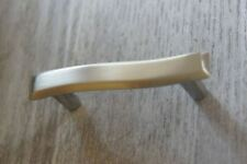 Satin Nickel Plated Twisted Cabinet Pull Handles