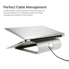 Portable Laptop Notebooks Holder Stand Metal Bracket for iPad Macbook Air/Pro