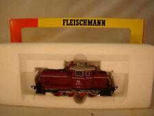 HO Fleischmann Diesel Switcher - super shape NIB - lot 9
