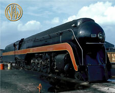 Norfolk & Western J Class 611 Sturdy Metal Sign