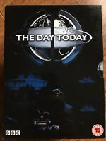 The Day Today DVD Complete Cult Comedy BBC TV Series with Alan Partridge