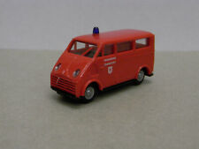Praline HO models DKW F 89 L auto Union Feuerwehr Frankfurt