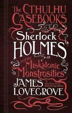 Sherlock Holmes Horror Books
