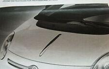 New Genuine Fiat 500 Chrome bonnet accessory trim  50926892  F2