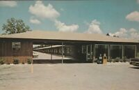 (Z)  Valdosta, GA - Big Seven Motel - Exterior and Entrance