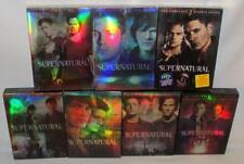 Supernatural The Complete Seasons 1 2 3 4 5 6 7 (DVD Set) ~145