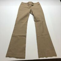 The Limited Drew Fit Light Brown Pants Size 0 A1612