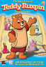 THE ADVENTURES OF TEDDY RUXPIN The SIX CRYSTALS 20 EPISODES 2-DISC SET