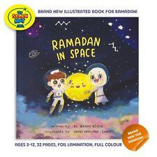 Ramadan in Space - My Salah Mat *NEW* Islamic Story Book for Children Eid