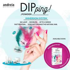 Kit DIP ping powder Andreia manucure système d'immersion DIP powder