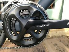 Shimano 105 R7000 11 speed 50/34 175mm compact chainset