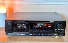 Denon Drm-700 Vintage Discrete 3 Head Hi-Fi Stereo Cassette Deck. Made in Japan!
