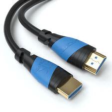 1m HDMI 2.0 Kabel von JAMEGA | High Speed 4K HDR 2160p 3D Full U-HD Ethernet