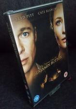 The Curious Case of Benjamin Button DVD David Fincher Brad Pitt R2 New & Sealed