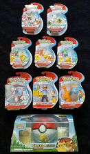 Pokemon Battle Figure Pack *Choose* Pikachu Charmander Bulbasaur Squirtle & more