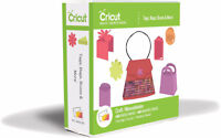 CRICUT *TAGS, BAGS, BOXES & MORE* CARTRIDGE *NEW* GIFT FOOD WRAP PARTY FAVOR BOX