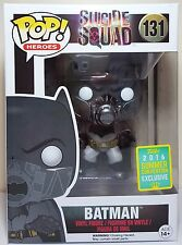 Funko Pop Batman Underwater # 131 Suicide Squad SDCC Exclusive 2016 Brand New